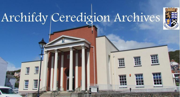 Archifdy Ceredigion Archives